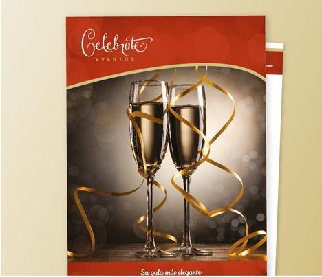 Celebrate Eventos - Promotional Folder