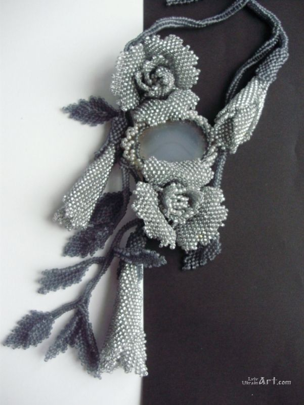 Серебряные розы - Заремба Елена Купить изделие Серебряные розы,продажа изделий, доставка