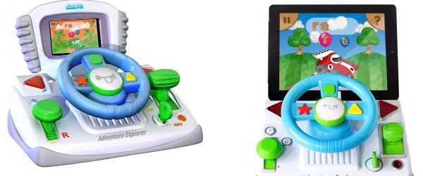 Review of Play 'N' Learn Adventure Explorer and Giveaway of any one of the three iLearn 'N' Play Products listed ‹ AppAbled.com