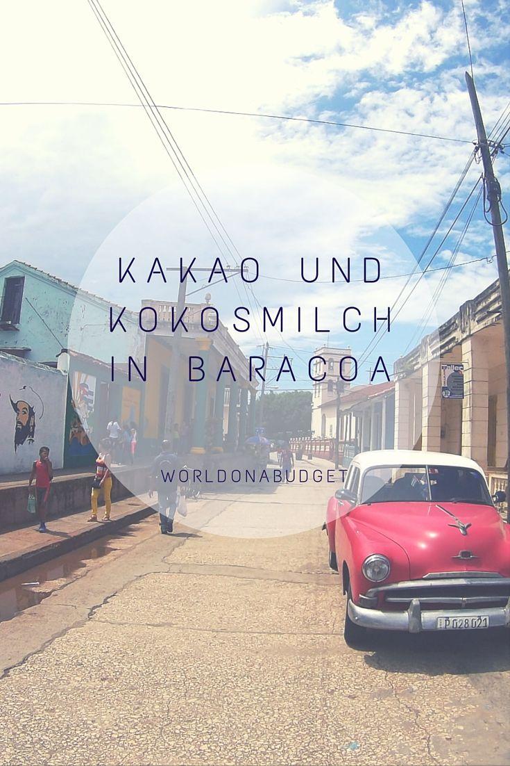 #Baracoa im tiefen Osten #Kubas begeistert mit einzigartigen #Köstlichkeiten und beeindruckender #Natur.