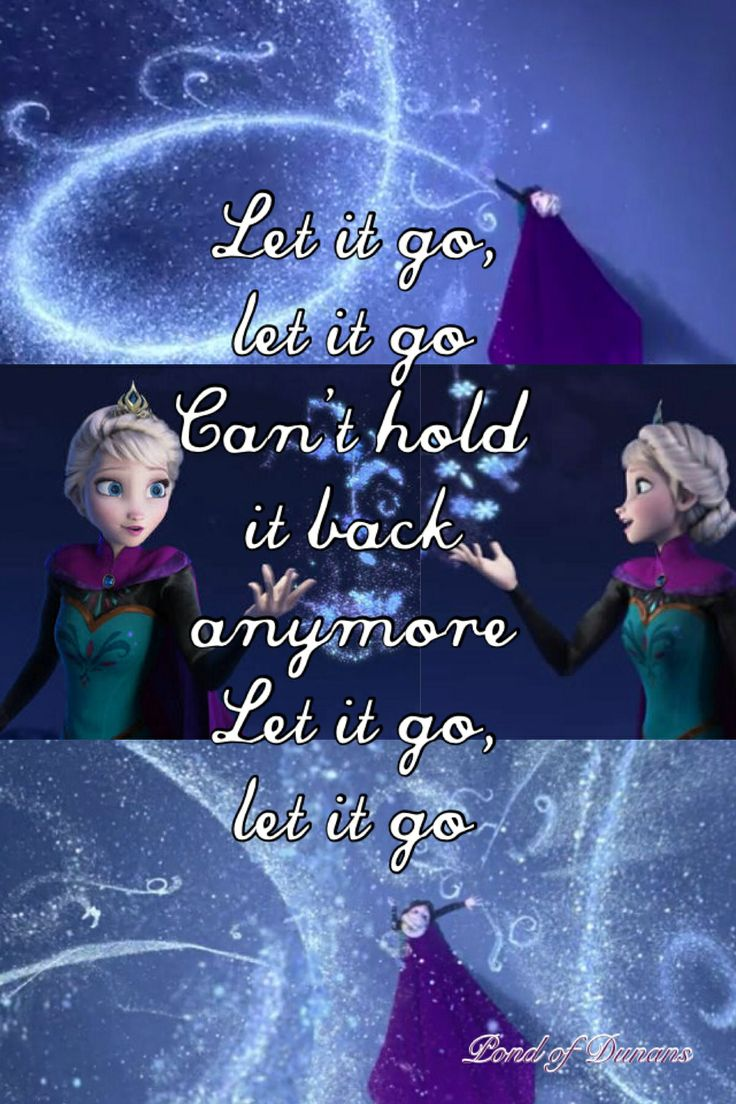 Let it go by Nokiramaila on DeviantArt  |Let It Go Frozen Tumblr