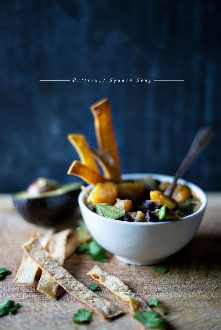 Butternut Squash Soup | Soups | Pinterest | Cabbages, Cilantro and ...