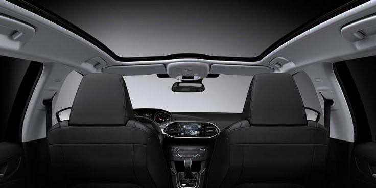 #new #Peugeot308SW #inside