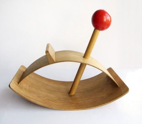 Creative Playthings Rocking Beauty Hobby Horse (from 1964)