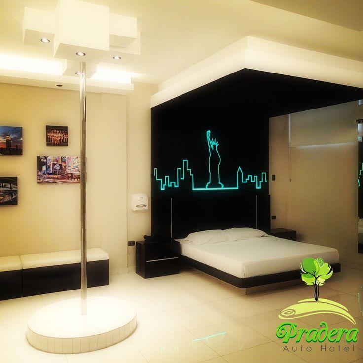 New York Suite, la habitación temática que puedes disfrutar solo en #PraderaAutoHotel