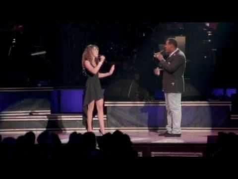 Luther Vandross - Endless Love ft. Mariah Carey / Sorry all...I liked this one better than Diana Ross and Lionel Richie(their's was great)!
