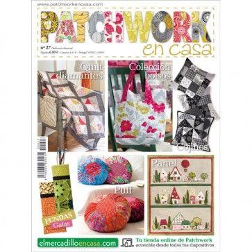 Patchwork en casa/ España