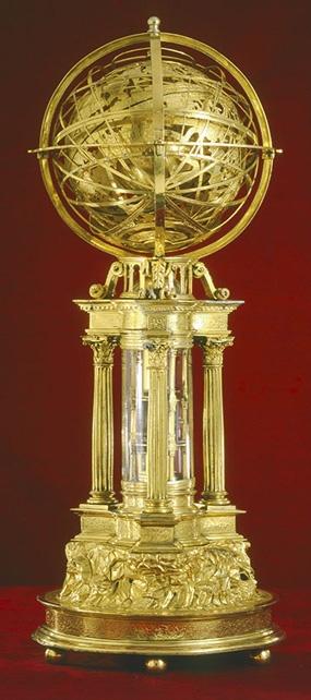 GREAT CLOCKS of CHRISTENDOM: PIERRE de FOBIS