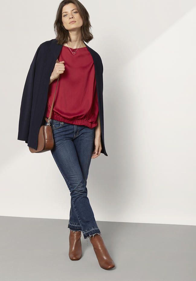 Starting today: Save up to 50% on organic fashion from Germany by Hessnatur.