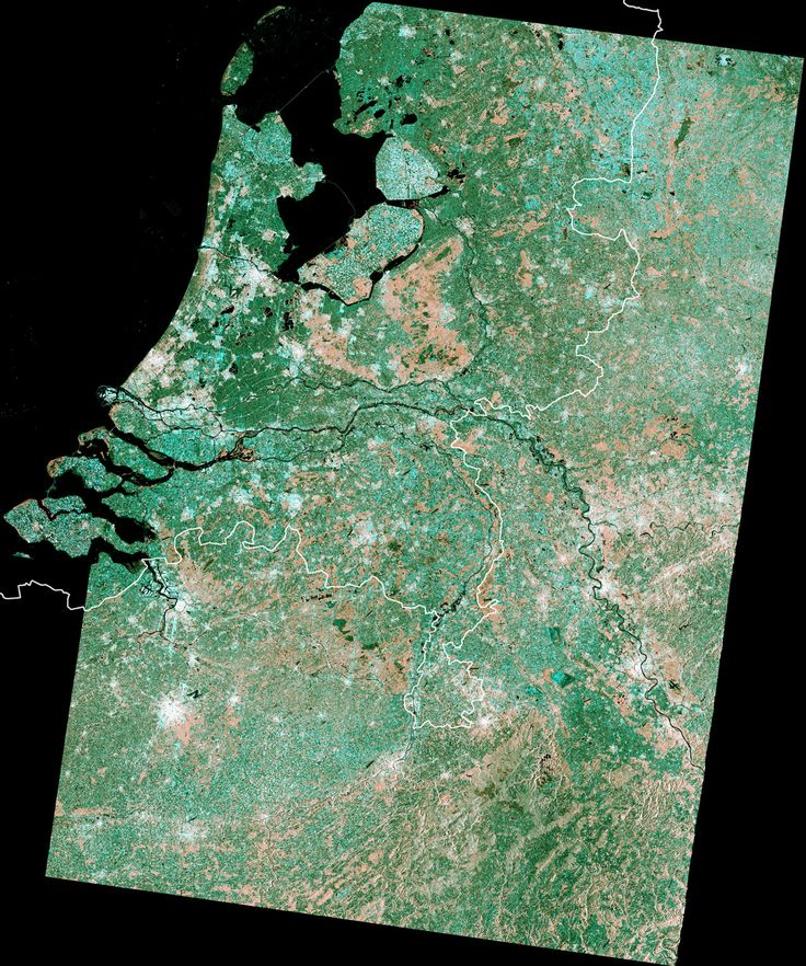 Netherlands Map Of Country%0A Maps on the Web   Photo