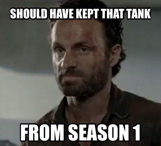 season finale walking dead funnies - Google Search
