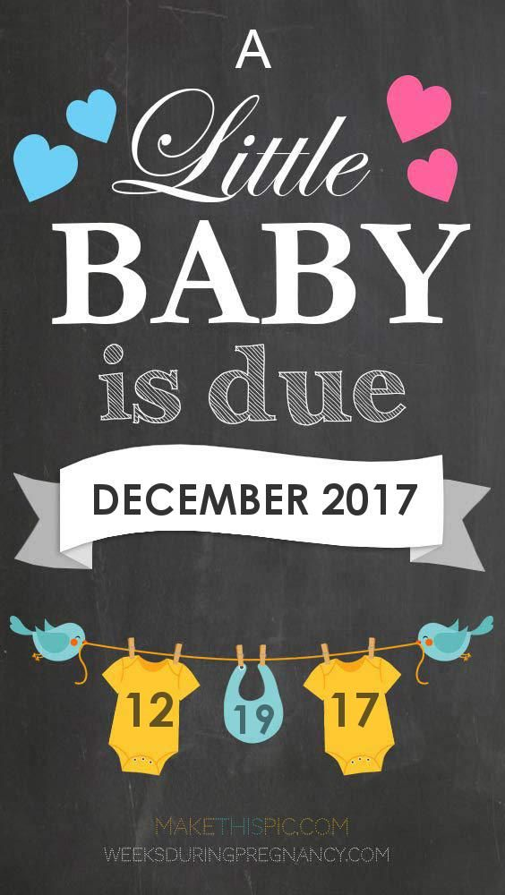 Get week by week and specific information for my estimated due date, //!