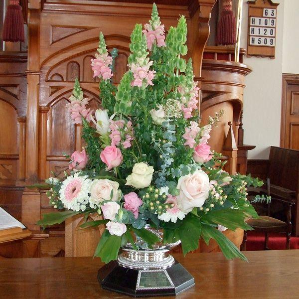 Best Church Flower Arrangements: 134 Best Images About Church Flowers On Pinterest