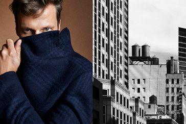 Mens coat - Massimo Dutti -