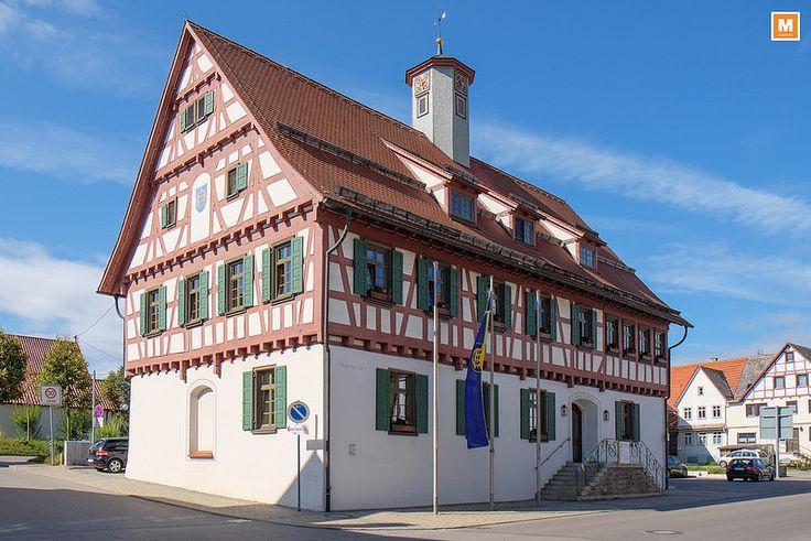 Altes Rathaus, Laichingen, Austria