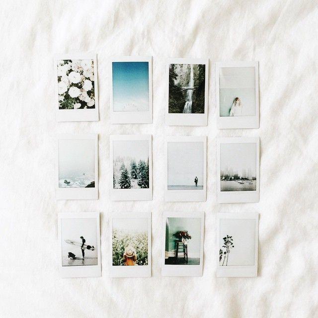 Polaroids are the best souvenirs mandinelson_ Instagram
