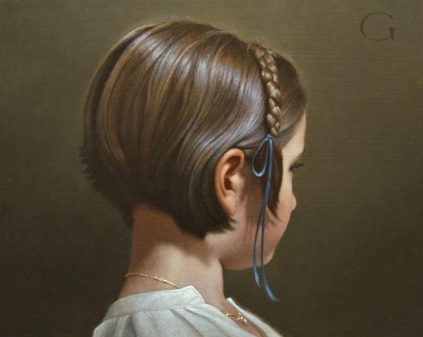 Estremamente 65 best Artist - David Gray images on Pinterest | Oil on canvas  QA12