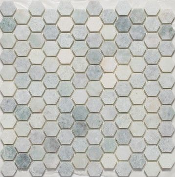 Hexagon Mosaic Carreaux de sol traditionnelle