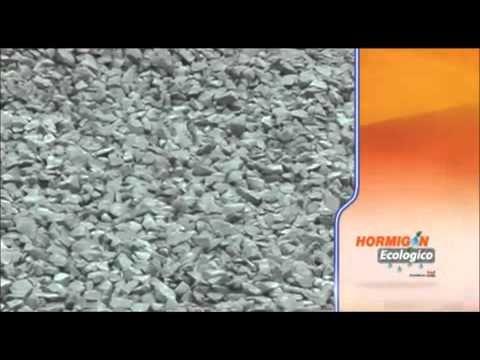 Hormigón [concreto] Ecológico Permeable