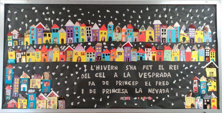 Somnis de Colors: MURAL DE L'HIVERN http://somnisdecolors.blogspot.com.es/2015/01/mural-de-lhivern.html