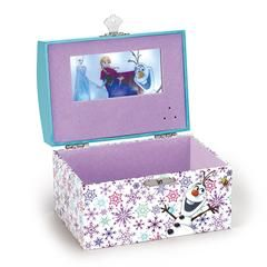 Disney Frozen Magical Jewelry Box. Store your treasures in our beautiful Frozen Jewelry Box! Normally $19.99 on my site www.myavon.com/jessicaspeck.