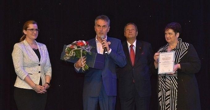 Viliam Sivek získal podruhé prestižní ocenění Osobnost cestovního ruchu - Holiday World Award 2015