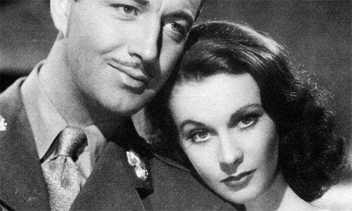 Robert Taylor and Vivien Taylor