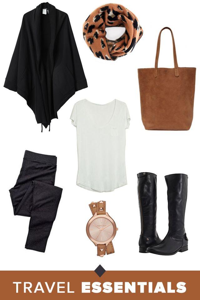 Travel Essentials Packing Tips Travel Wardrobe Pinterest Inspiration