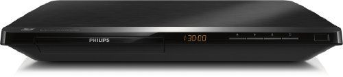 Philips BDP5600/12 3D-Blu-ray-Player (BD-Live (Profil 2.0), DVD-Wiedergabe mit 1080p, Dolby TrueHD, DTS-HD MA, DivX HD Plus, 7.1 Surround Sound, WiFi-n, SimplyShare, Smart TV, MyRemote, USB 2.0) schwarz von Philips, http://www.amazon.de/dp/B00C8SHYLU/ref=cm_sw_r_pi_dp_xB-xsb0TVFKNF