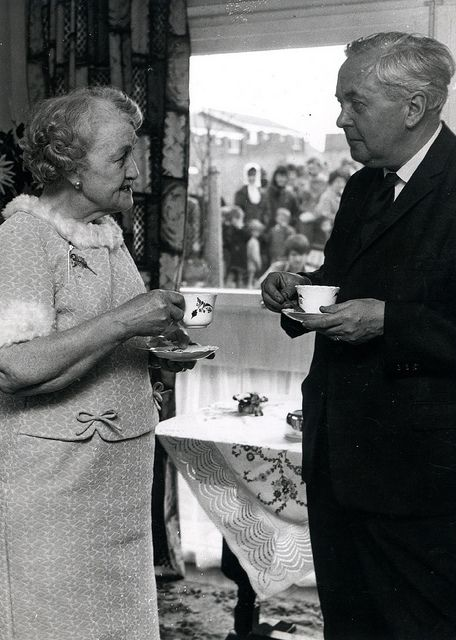 1964: Harold Wilson became Prime Minister.