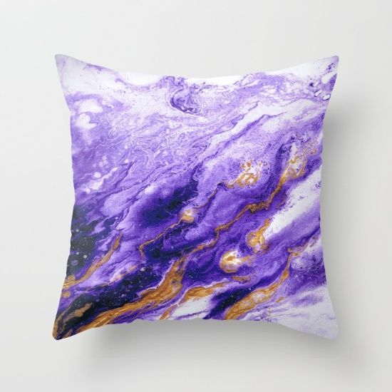 Buy amethyst Throw Pillow by Monika Jean. Worldwide shipping available at Society6.com. Just one of millions of high quality products available.