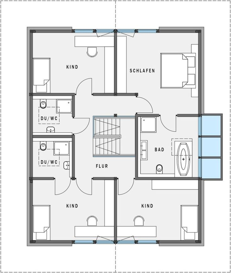 90 best living floor plan images on Pinterest House floor plans - badezimmer grundriss planen