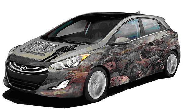Hyundai The Walking Dead