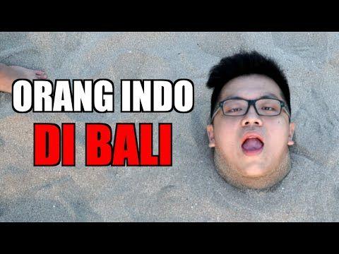 8 KELAKUAN ORANG INDONESIA di BALI