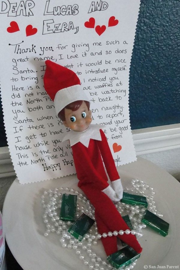 Christmas Traditions With Kids Holidays Pinterest And Elf