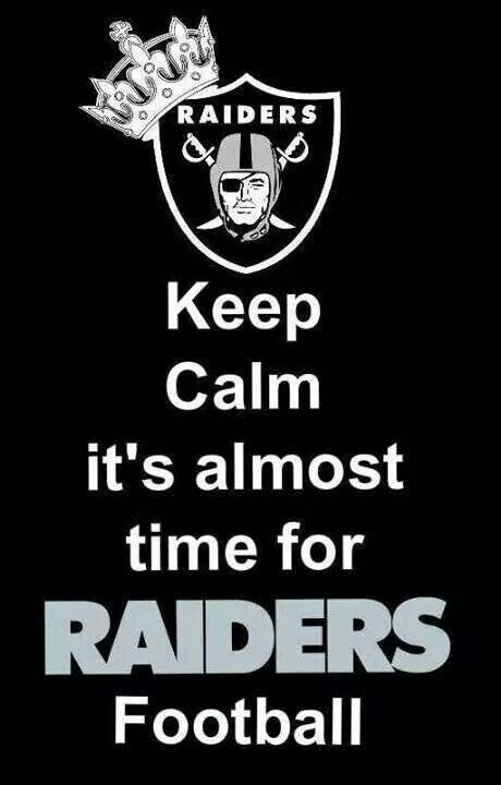 Raiders 4 Life!!