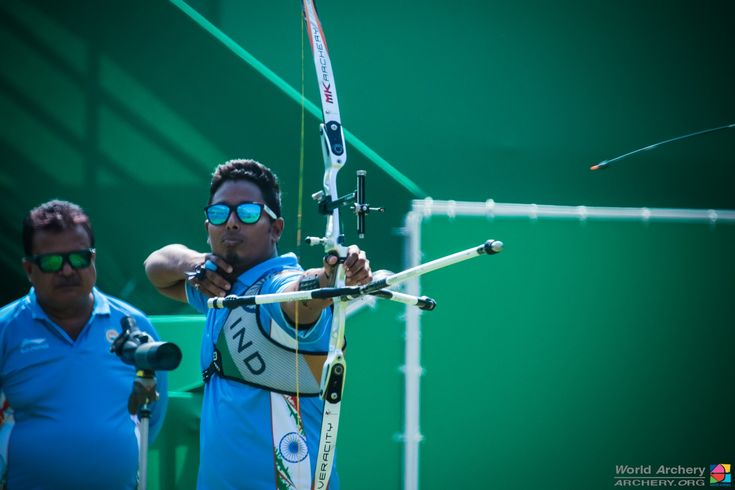 Atanu Das into last 16 of Olympic archery event
