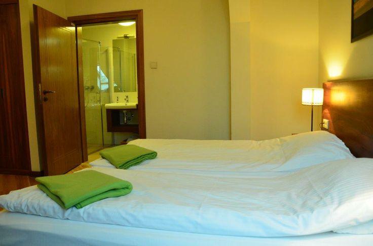Nasze pokoje // Our rooms #hotel #room #accommodation #Krakow