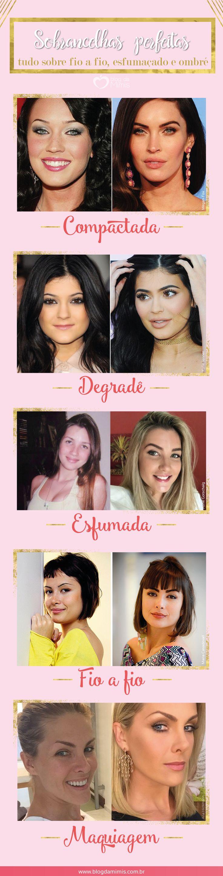 As sobrancelhas funcionam como moldura para o rosto, destacam o olhar e quando definidas e cuidadas nos deixam ainda mais lindas. Porém, a maioria das mulheres têm falhas nas sobrancelhas, ou pelo …