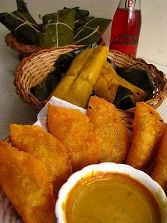 Aji de Mani-Colombian food