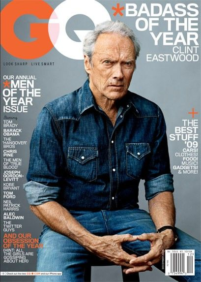 GQ Magazine – cover photo