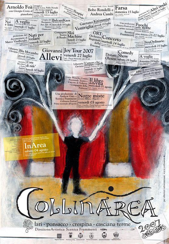 Festival Collinarea 2007 (Bonaccorsi Art)