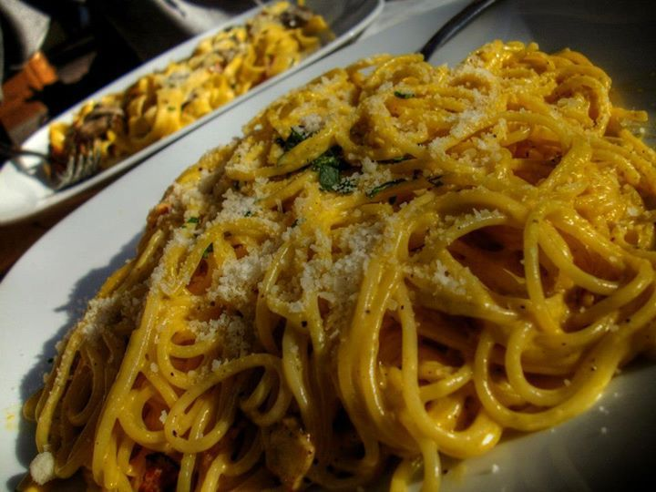 Still amazin' pasta in Padova