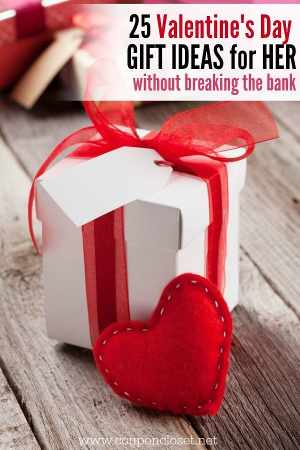 Over 25 Valentine S Day Gifts For Her On A Budget The Best Gift Ideas Valentines Ideas For Him Valentine Gifts Simple Valentines Gifts