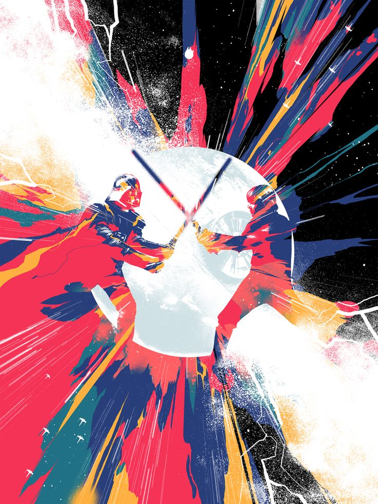 Art Awakens Celebrates Star Wars: The Force Awakens