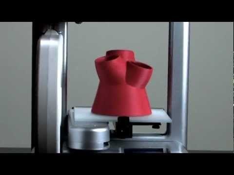 Een 3D printer