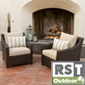 RST Slate Club Chair Patio Furniture (Pack of 2) | Overstock.com