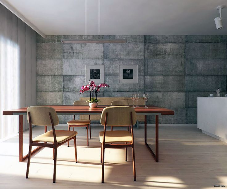 16 Best Concrete Block Wall Interior Design Images On Pinterest