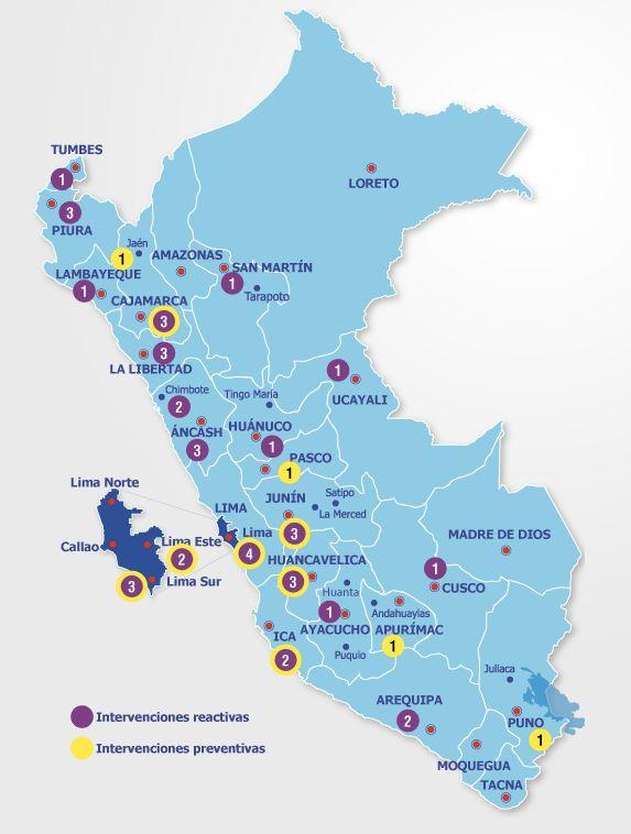 Lluvias e inundaciones en la costa de Perú: científicos explican las causas : Noticias ambientales