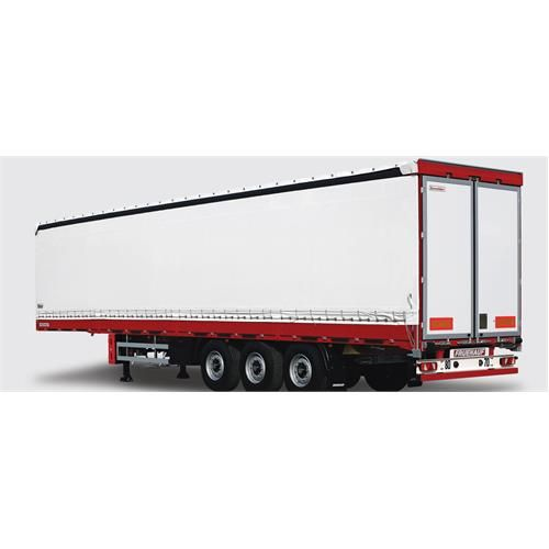 Curtainsider Semi Trailers